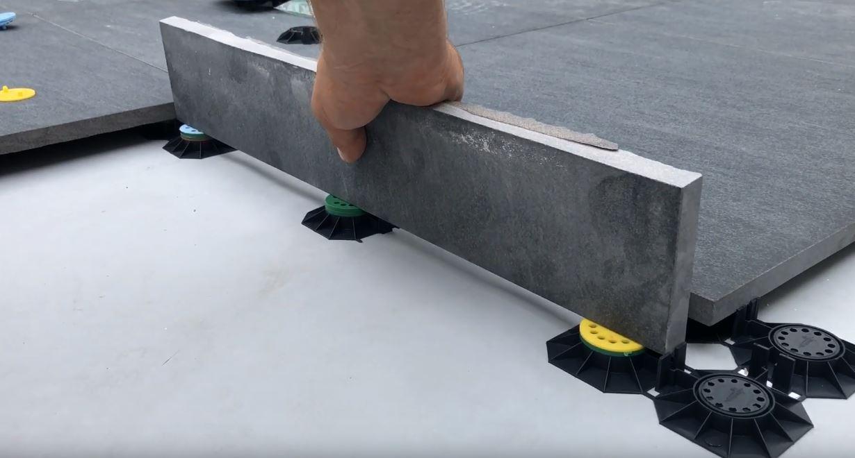 Montaż Podkładek Tarasowych Smart Renoplast